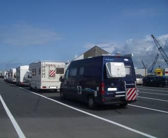 Irlanda 2008 for Cielo ventoso camper e noleggio di cabine