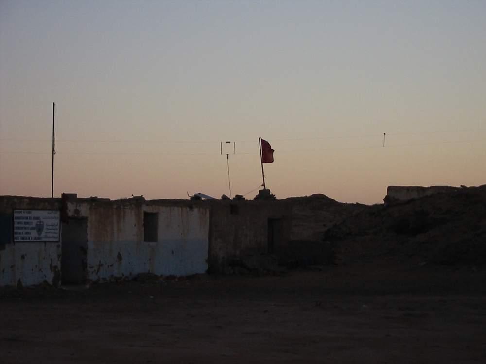 Tappeti Marocco Dogana: Senegal dovevado.